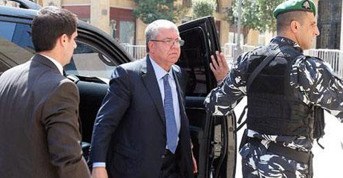 المشنوق لشرطة مجلس النواب: ليس من وظيفتكم الرد على وزير