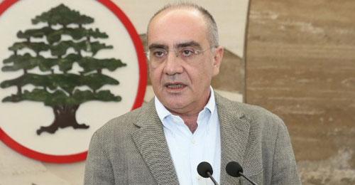 """سعيد: مهمة """"المجلس الوطني"""" مراقبة أحزاب """"14 آذار"""" وإصدار توصيات ذات صفة معنوية لا تقريرية"""