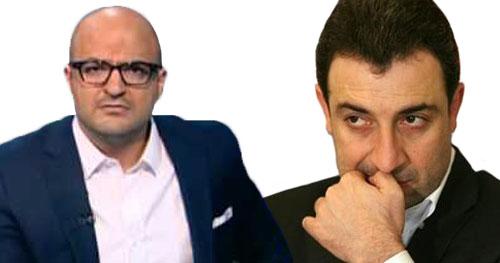 """إشتعلت بين أبو فاعور وقطيش… """"مرتزق مأجور لقيط سياسة"""" و""""يستحق لقب أوسكار"""""""