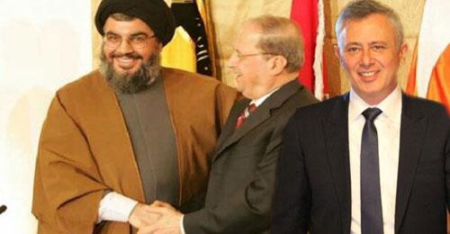 """""""حزب الله"""" يُنهي في 31 النفوذ السياسي السوري في لبنان"""