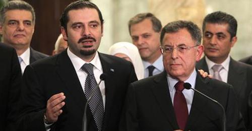 الحريري يعلن دعم الجيش والحكومة لاعادة الامن لطرابلس والسنيورة يدعو لانقاذ المدينة من الفخ