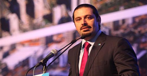 """الحريري من واشنطن: """"حزب الله"""" لن يستمع إلا لإيران"""