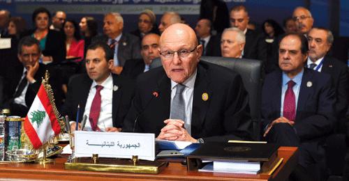 تعهدات بنحو 4 مليارات دولار لسوريا… سلام: لتخفيف محنة الشعب اللبناني جراء النزوح الهائل