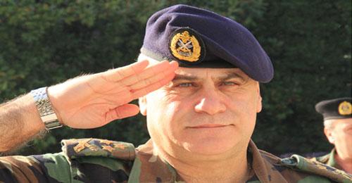 مصدر عسكري رفيع: قائد الجيش لم يبحث مع الأميركيين مسألة الهبة الإيرانية