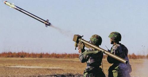 """صواريخ FN-6 المضادة للطائرات في جعبة """"داعش"""""""