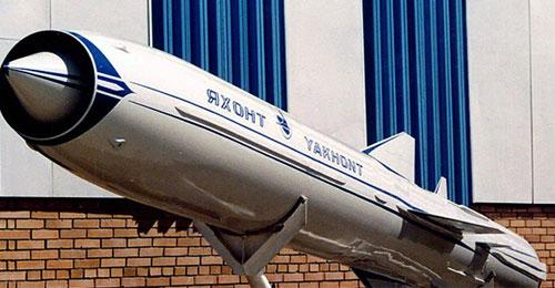 """صاروخ """"ياخونت""""… يكسر التفوق البحري الاسرائيلي"""