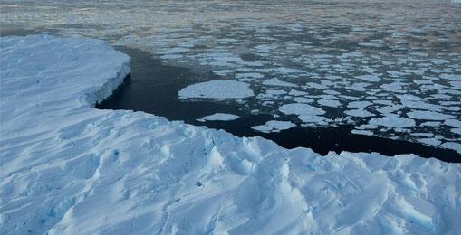 جليد البحر يضرب الرقم القياسي في تدني مستوياته في كلا القطبين