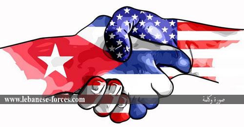 """""""صورة وكلمة"""": إتفاق أميركي كوبي على إعادة العلاقات بينهما برعاية باباوية"""