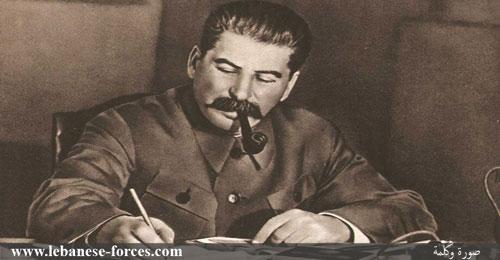 """""""صورة وكلمة"""": وفاة القائد الثاني للاتحاد السوفياتي ستالين"""