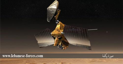 صورة وكلمة: وصول الـMars Reconnaissance Orbiter إلى المريخ