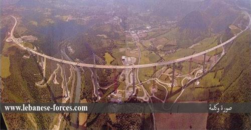 """""""صورة وكلمة"""": افتتاح جسر ميلو رسمياً كأطول جسر في العالم"""