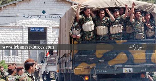 """""""صورة وكلمة"""": انسحاب الجيش السوري من لبنان"""