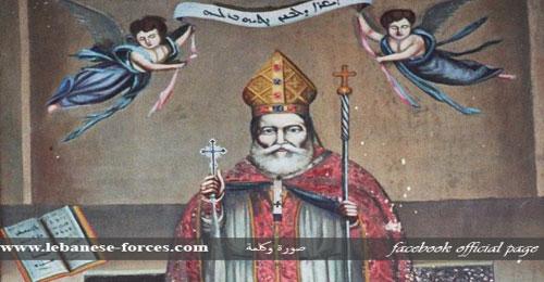 """""""صورة وكلمة"""": يوحنا مارون البطريرك الأول للموارنة"""
