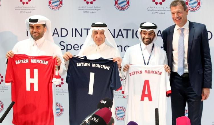 قميص بايرن ميونيخ سيحمل هذا الشعار - Sports-Leb