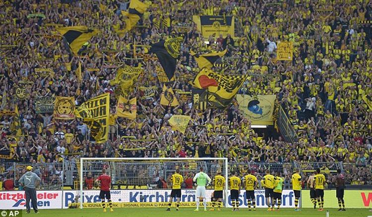 الدوري الألماني: رقم قياسي في عدد المتفرجين خلال الموسم المنصرم