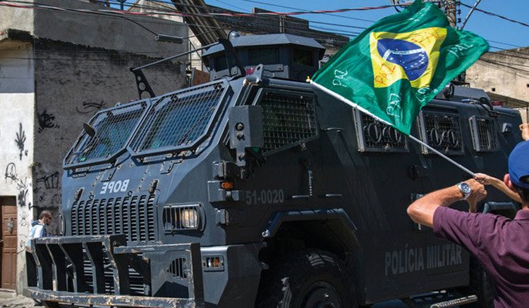 ريو 2016: الشرطة توقف برازيلياً من اصل لبناني للاشتباه بعلاقته بتنظيم الدولة الاسلامية