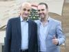 وائل جسار يلتقي الدكتور جعجع في معراب