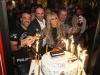 جو أشقر يحتفل بعيد ميلاده