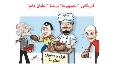 كاريكاتور الصحف ليوم الخميس 18/10/2018