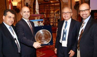 الذكرى العاشرة لتأسيس الجمعية العالمية للجهاز الحركي I.M.S. برعاية الرئيس عون