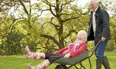 جينات مرتبطة بتقدّم العمر