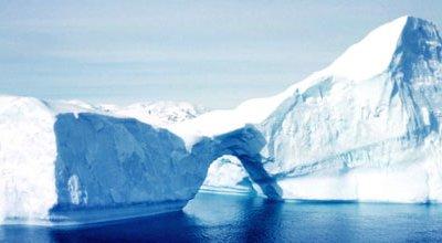 جبل جليدي على وشك الإختفاء !