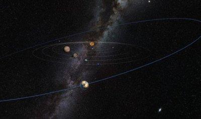 هل عثروا على الكوكب العاشر في النظام الشمسي؟