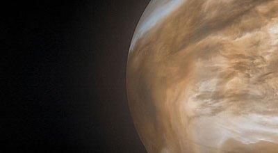 الغلاف الجوي الكثيف يسرع دوران كوكب الزهرة