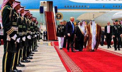 ترامب في السعودية: انقلاب في الشرق الأوسط