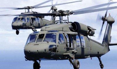 تحطم هليكوبتر عسكرية قبالة هاواي