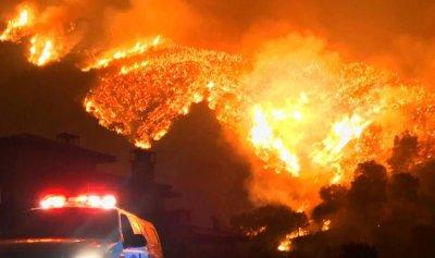 """حرائق كاليفورنيا """"تلتهم"""" المزيد من الضحايا"""