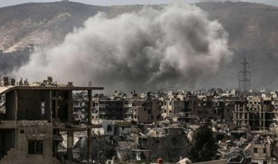 قتلى وجرحى بقصف للمعارضة على دمشق وحمص