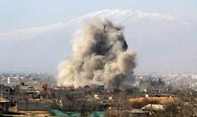 التحالف يكشف عدد الدواعش في هجين السورية