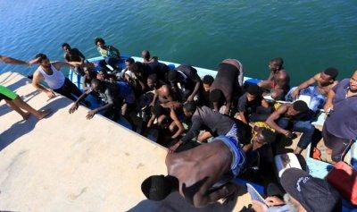 خفر السواحل الاسباني ينقذ 339 مهاجرا