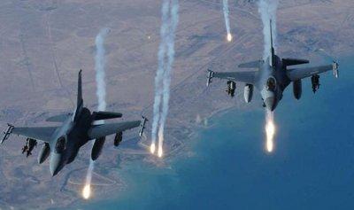 """ضربات جوّية للتحالف على أهداف لـ""""داعش"""" في سوريا"""