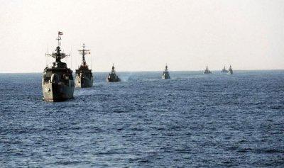السفن الإيرانية تهدد الصيادين اليمنيين