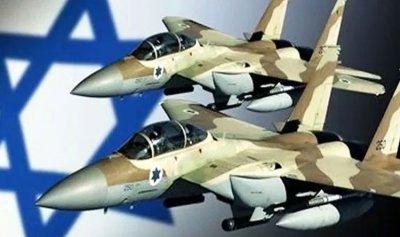 الجيش الإسرائيلي يستهدف موقعا لجيش النظام السوري شمال مطار النيرب