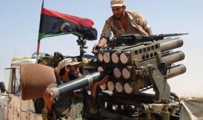 28 قتيلا على الاقل في معارك عنيفة وسط العاصمة الليبية طرابلس
