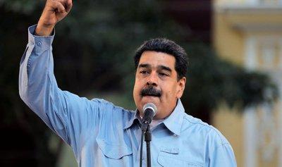 مادورو يعتزم بناء منظومة أسلحة خاصة بفنزويلا
