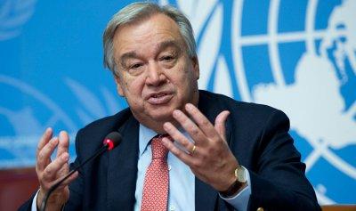 غوتيريش: لا بديل عن اتفاقية باريس للمناخ