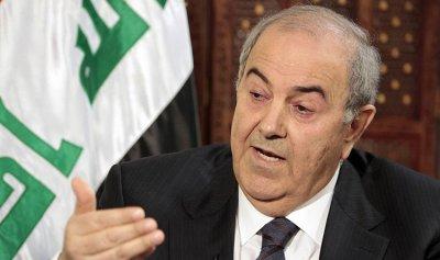 إياد علاوي: لا دور لإيران أو سواها بتشكيل الحكومة العراقية المقبلة (صباح ناهي)