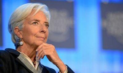 مديرة صندوق النقد الدولي تستقيل