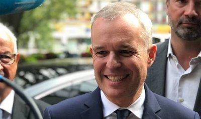 وزير البيئة الفرنسي يستقيل