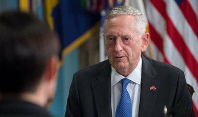 ماتيس: البنتاغون ينوي التحقيق في حادث تقارب مقاتلات أميركية وروسية في سوريا