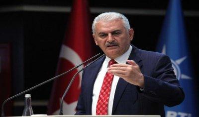 يلديريم: اردوغان سيعود عضوا في الحزب الحاكم في تركيا في 2 ايار