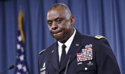 وزير الدفاع الأميركي في إسرائيل