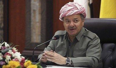 بارزاني: كردستان ستكون جارة جيدة للعراق وستتقاسم معه المياه والنفط