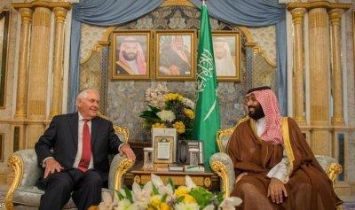 تيلرسون: أطراف الأزمة الخليجية غير مستعدين للحوار