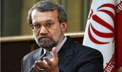 لاريجاني: تهديدات ترامب لن تؤثر على نهج الشعب الإيراني.. والرد في الوقت المناسب