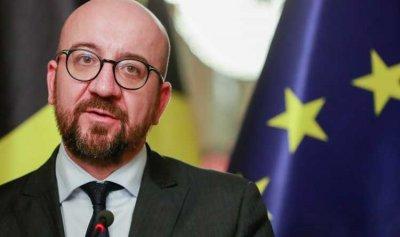 شارل ميشال: ندعو لإصلاحات فعالة ولضرب الفساد